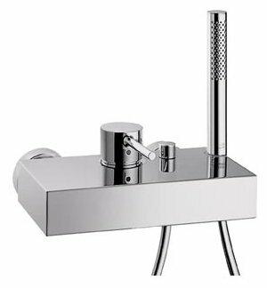 Однорычажный смеситель для ванны с душем AXOR Starck X 10402