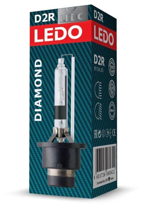 Лампа автомобильная ксеноновая LEDO Diamond 85126LXD D2R 5000К 12V 35W 1 шт.