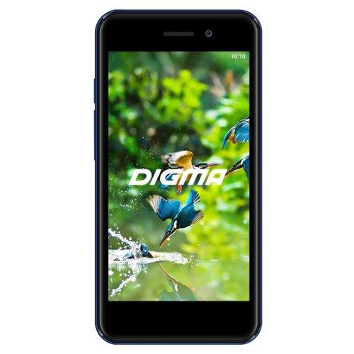Смартфон DIGMA LINX A453 3G синий смартфон