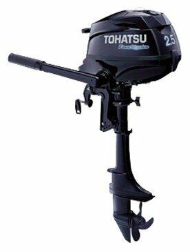 Лодочный мотор Tohatsu MFS2.5B S