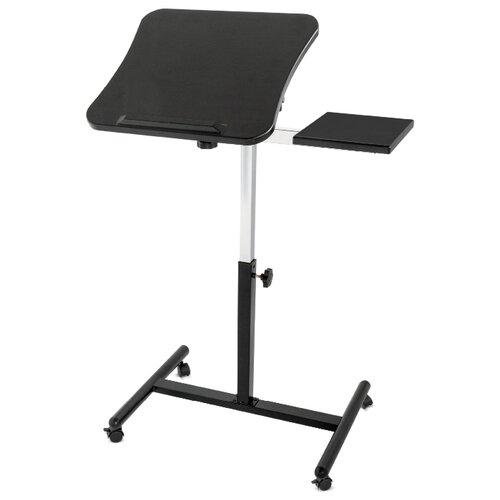 Стол для ноутбука Tatkraft Vanessa, черный