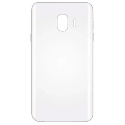 Чехол LuxCase TPU для Samsung Galaxy J4 2018 (прозрачный) бесцветный
