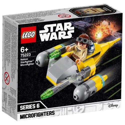 Конструктор LEGO Star Wars 75223 Микрофайтеры: Истребитель с планеты Наб