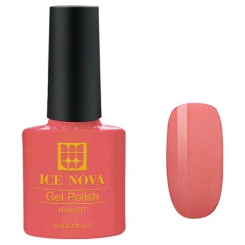 Гель-лак ICE NOVA Gel Polish, 10 мл, оттенок 024