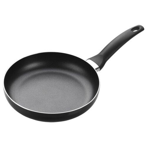 Сковорода Tescoma Advance 598024 24 см, черный сковорода d 24 см kukmara кофейный мрамор смки240а