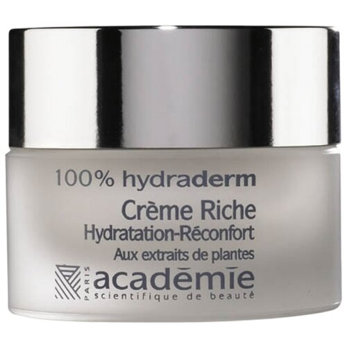 Academie 100% Hydraderm Extra Rich Cream Интенсивный питательный крем для лица, 50 млУвлажнение и питание<br>