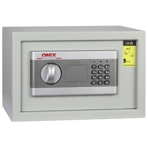 Сейф ONIX LS-20, белый