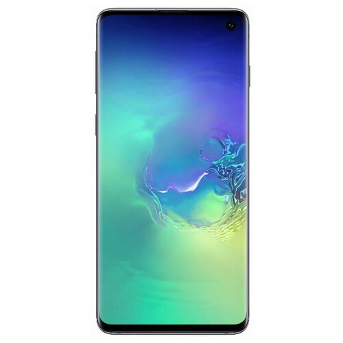 Смартфон Samsung Galaxy S10 8/128GB аквамарин (SM-G973FZGDSER)