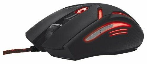 Мышь Trust GXT 152 Illuminated Gaming Mouse Black USB