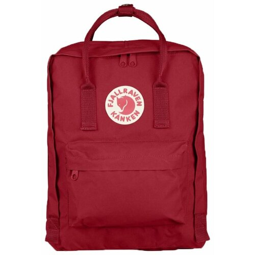 Рюкзак Fjallraven Kånken 16 (deep red) engrained engrained deep rooted