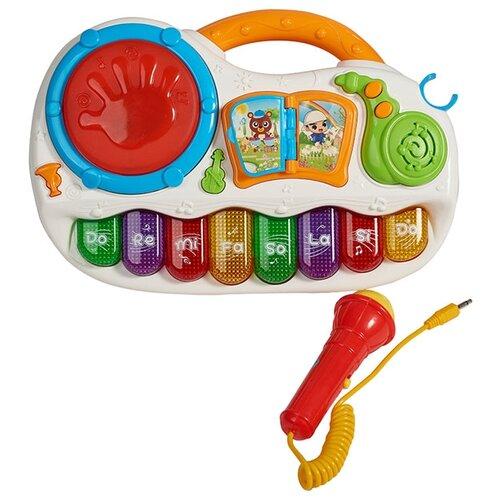 Купить Kari пианино F761842 разноцветный, Детские музыкальные инструменты
