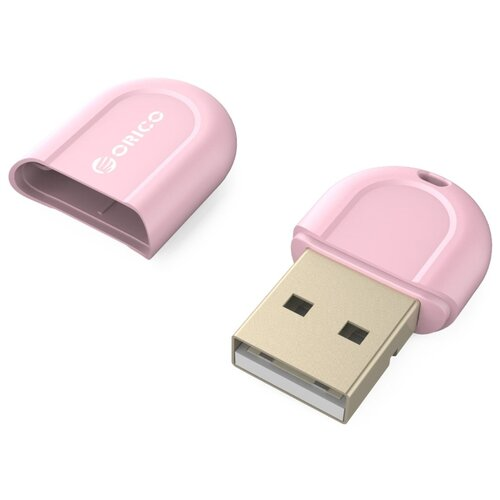 Bluetooth адаптер ORICO BTA-408 розовый