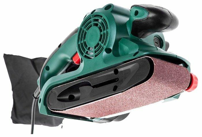 Ленточная шлифмашина Hammer LSM 810