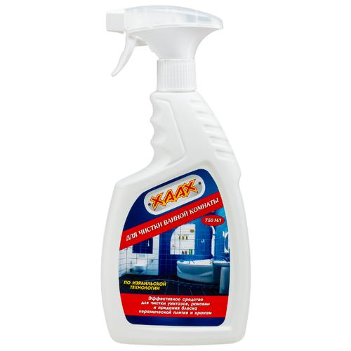 XAAX спрей для чистки ванной комнаты 0.75 л