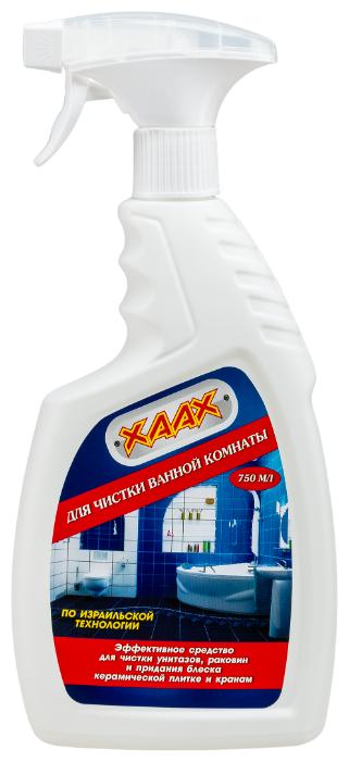 XAAX спрей для чистки ванной комнаты