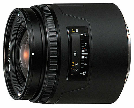 Объектив Mamiya AF 45mm f/2.8 M645