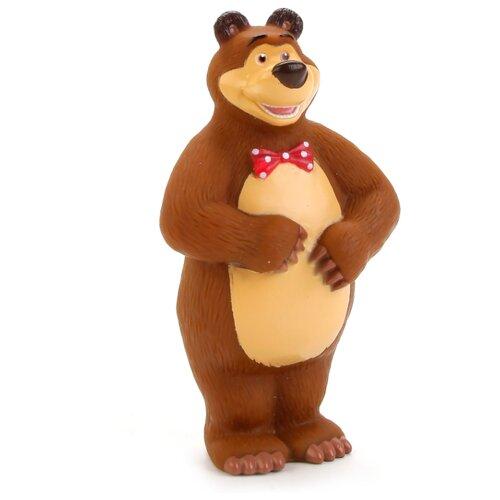 Купить Игрушка для ванной Играем вместе Медведь (3R) коричневый, Игрушки для ванной