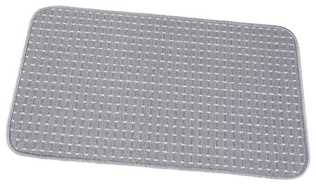 Придверный коврик RemiLing Pegasus (тип 2), размер: 0.8х0.5 м, серый