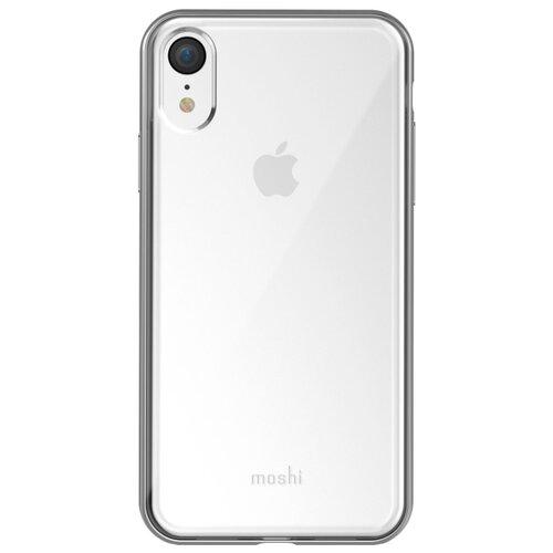 Чехол Moshi Vitros для Apple iPhone Xr серебряныйЧехлы<br>
