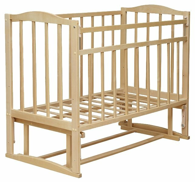 Кроватка Волжская деревообрабатывающая компания Magico