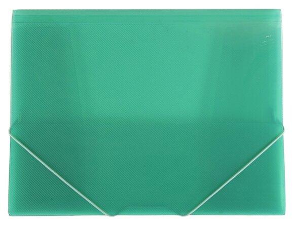 Hatber Папка пластиковая А4 LINE на резинке