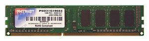 Оперативная память Patriot Memory PSD32G13332