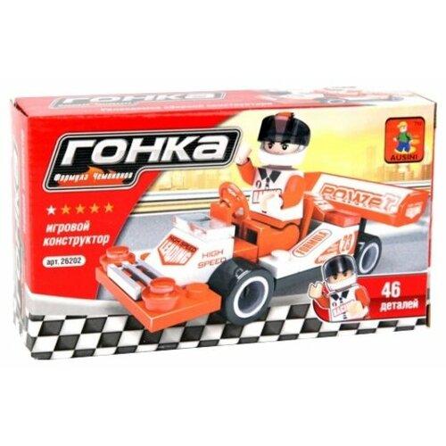 Конструктор Ausini Гонка 26202 конструктор ausini гонка 26101