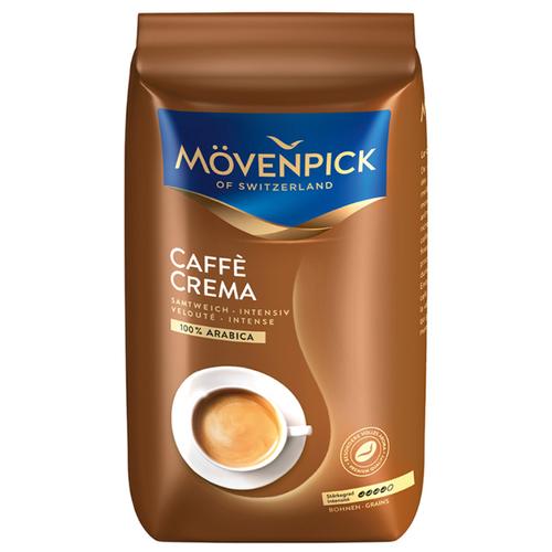 Кофе в зернах Movenpick Caffe Crema, арабика, 500 г