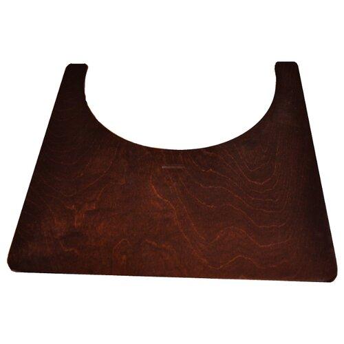 Столик съемный Kid-Fix для стула махагонСтульчики для кормления<br>