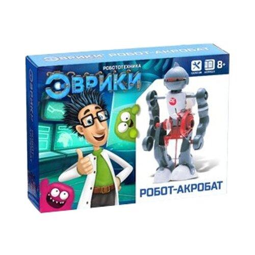 Электромеханический конструктор ЭВРИКИ Эврики 318040 Робот-акробат