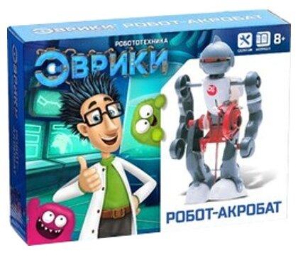 Купить Электромеханический конструктор ЭВРИКИ Эврики 318040 Робот-акробат по низкой цене с доставкой из Яндекс.Маркета (бывший Беру)