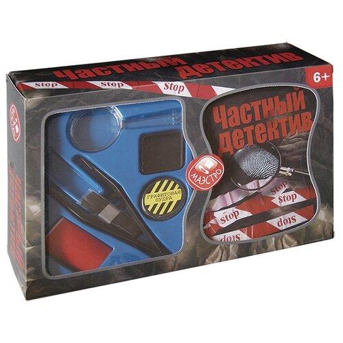 Купить Игровой набор Маэстро Частный детектив, Полицейские и шпионы