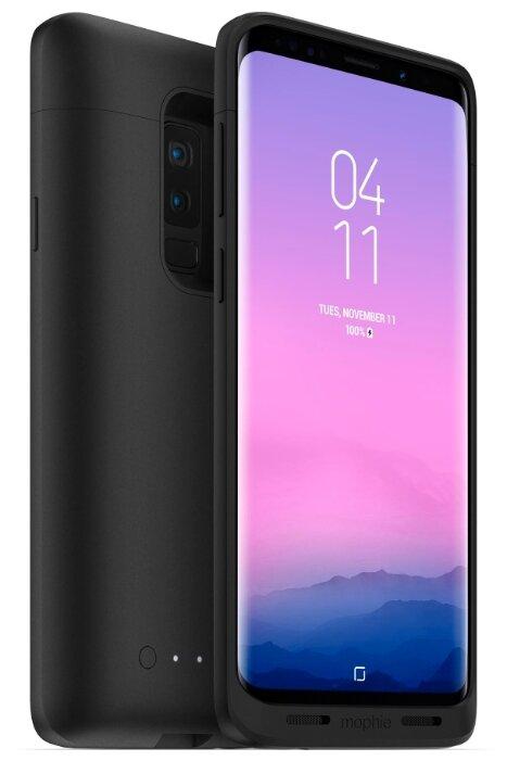 Чехол-аккумулятор Mophie Juice Pack для Samsung Galaxy S9+ Black