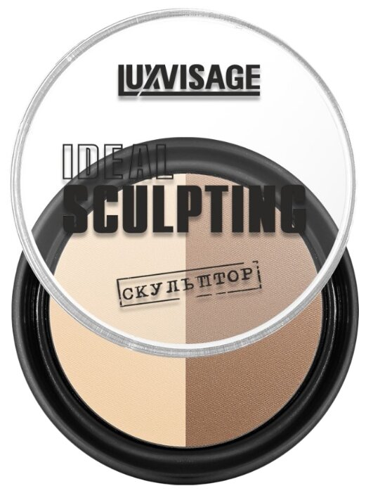 LUXVISAGE Пудра скульптор Ideal Sculpting