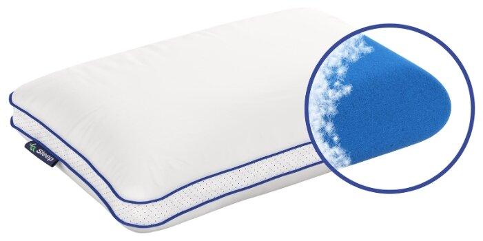 Подушка IQ Sleep IQ Vita пух, L 38 х 59 см