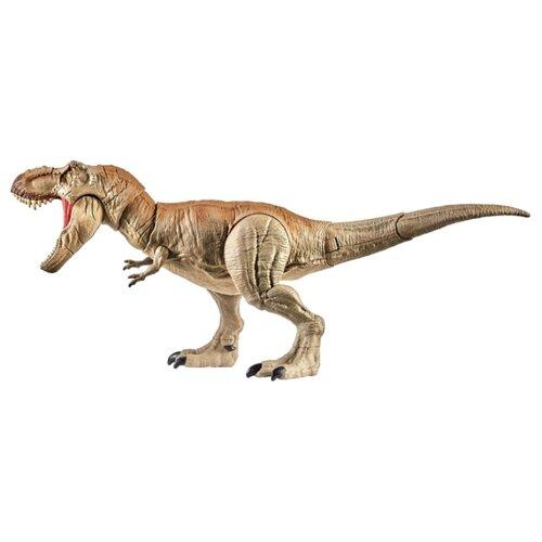 Купить Фигурка Mattel Jurassic World Тираннозавр Рекс GCT91, Игровые наборы и фигурки