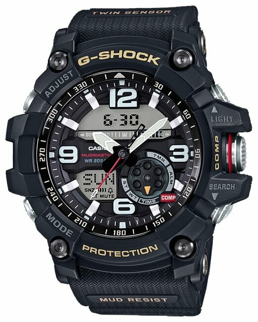 Наручные часы CASIO G-SHOCK CLASSIC GG-1000-1A