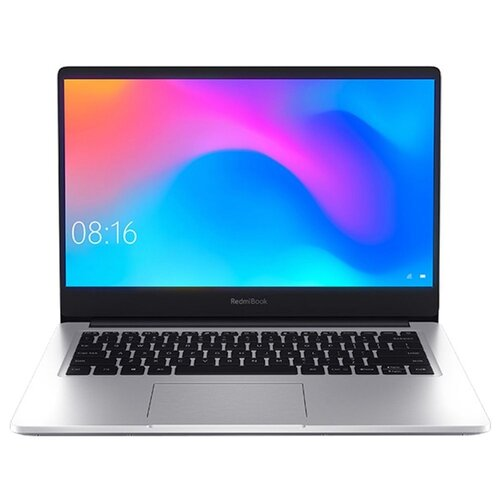 Купить Ноутбук Xiaomi RedmiBook 14 Enhanced Edition (Intel Core i7 10510U 1800MHz/14 /1920x1080/8GB/512GB SSD/DVD нет/NVIDIA GeForce MX250 2GB/Wi-Fi/Bluetooth/Windows 10 Home) JYU4163CN серебристый