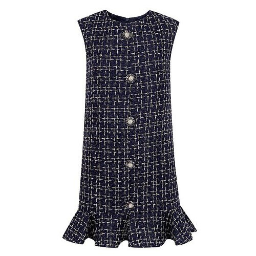 Платье David Charles размер 170, синий платье oodji ultra цвет красный белый 14001071 13 46148 4512s размер xs 42 170