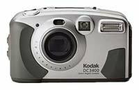 Фотоаппарат Kodak DC3400