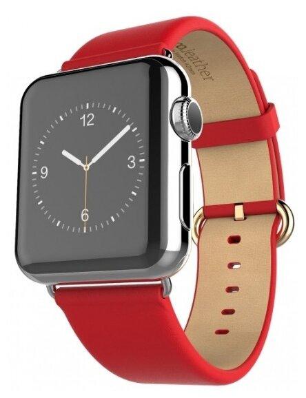 Hoco Ремешок Art Series Classic Real Leather для Apple Watch 42 мм