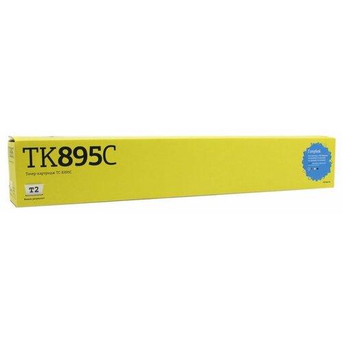 Фото - Картридж T2 TC-K895C, совместимый картридж t2 tc h272 совместимый