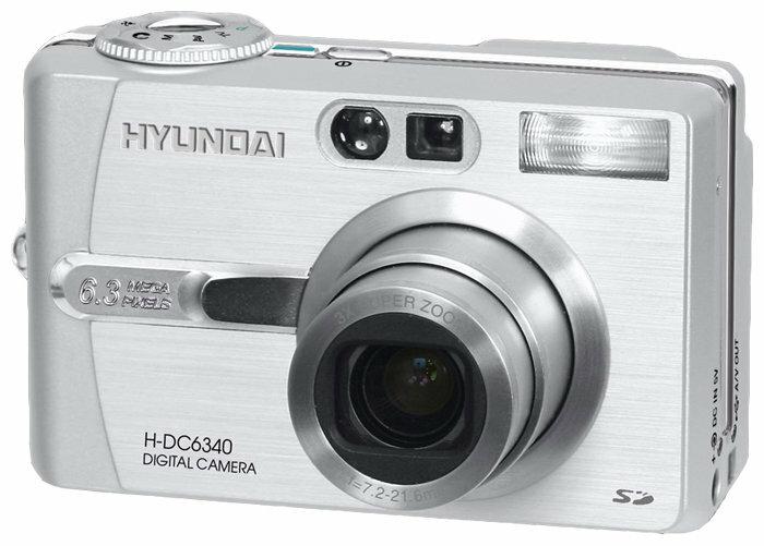 Фотоаппарат Hyundai H-DC6340