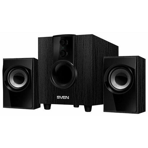 Фото - Компьютерная акустика SVEN MS-107 черный sven ms 2250 черный