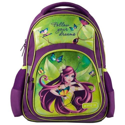 Купить Kite Рюкзак Education Fairy K19-518S фиолетовый, Рюкзаки, ранцы