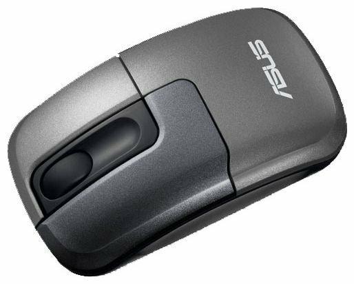 Мышь ASUS WT400 Grey USB
