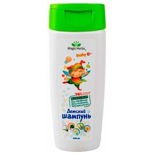 Купить Magic Herbs Детский шампунь 200 мл, Средства для купания