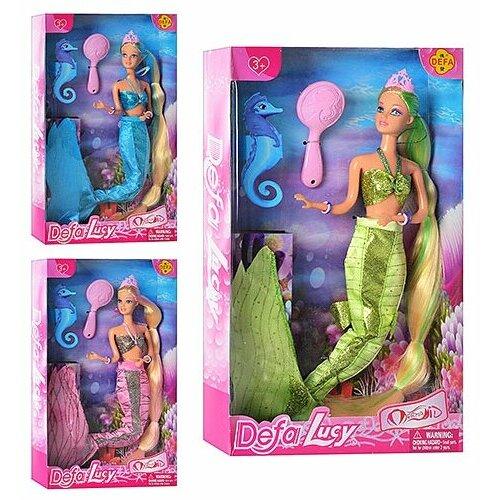 Кукла Defa Lucy Русалка 8225 кукла defa lucy русалка 8433df