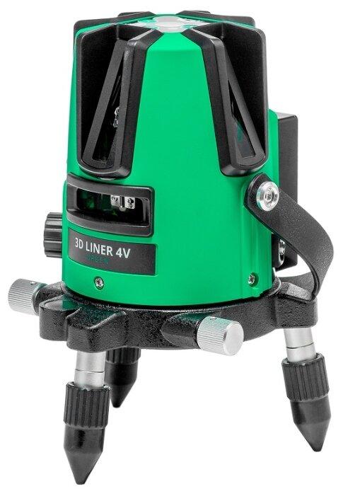 Лазерный уровень самовыравнивающийся ADA instruments 3D LINER