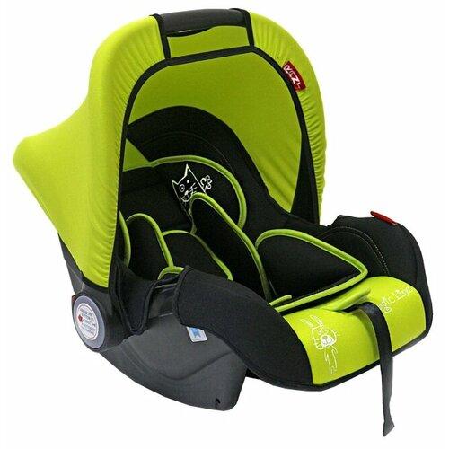 Купить Автокресло-переноска группа 0+ (до 13 кг) RANT Miracle, green, Автокресла